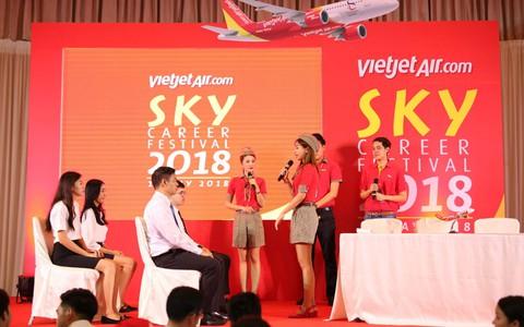"""Vietjet Thailand là """"Thương hiệu tuyển dụng tốt nhất châu Á 2019"""""""