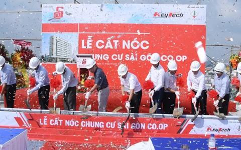 Saigon Co.op xây chung cư cho người lao động