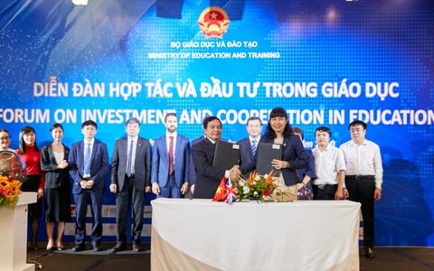 Đại học Nguyễn Tất Thành hợp tác với ICAEW nâng cao chất lượng giáo dục