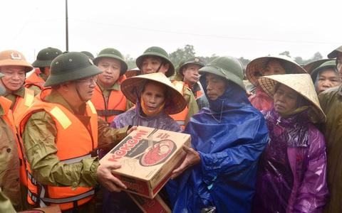 Phó Thủ tướng Trịnh Đình Dũng: Bảo đảm an toàn tuyệt đối cho hồ Kẻ Gỗ