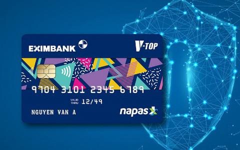Eximbank phát hành thẻ ghi nợ nội địa Chip VCCS