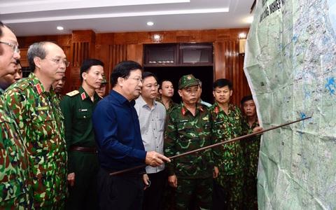 Sạt lở kinh hoàng ở Quảng Nam, ít nhất 7 người tử vong, Thủ tướng yêu cầu cứu nạn khẩn