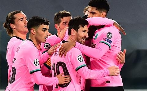 Barcelona trở lại với diện mạo mới