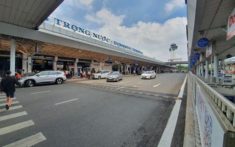 """Phân luồng sân bay Tân Sơn Nhất: Chờ thêm vài ngày sẽ """"đâu vào đấy"""""""