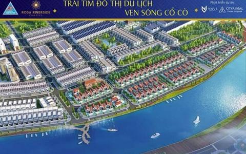 Phân khúc biệt thự nghỉ dưỡng ven sông Cổ Cò, Quảng Nam hút khách dịp cuối năm