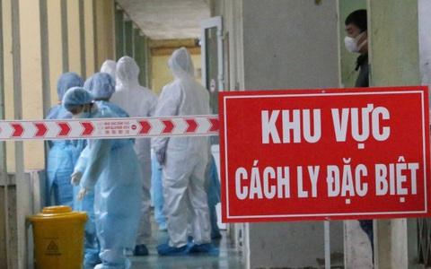 Phát hiện 10 người ở khu cách ly tại TP HCM mắc Covid-19