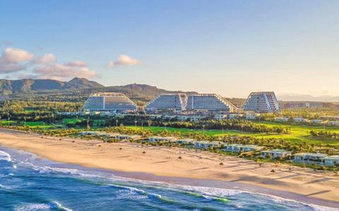 Thêm 1 khách sạn 5 sao với 1.500 phòng trên bãi biển đẹp nhất Quy Nhơn