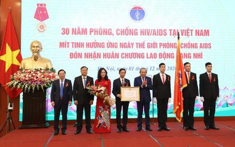 30 năm phòng, chống HIV/AIDS tại Việt Nam