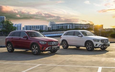 Mercedes-Benz Việt Nam tung ra nhiều mẫu xe mới