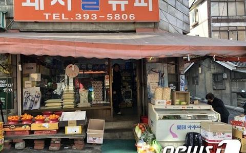 """Quán """"Ký sinh trùng"""" ở Hàn Quốc"""