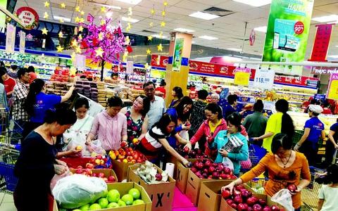 Hơn 100 siêu thị Co.opmart và Co.opXtra khuyến mãi lớn
