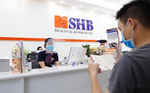 SHB tung gói tín dụng 25.000 tỉ đồng, giảm lãi suất tối thiểu 2%/năm