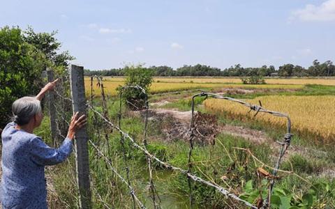 Nhiều khuất tất tại dự án trại giống thủy sản