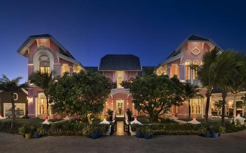 Khám phá Pink Pearl - tuyệt tác kiến trúc, đỉnh cao ẩm thực của đảo ngọc Phú Quốc