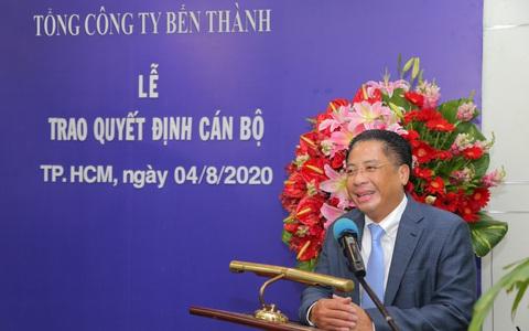 Chủ tịch HĐQT BenThanh Tourist nhận thêm trọng trách mới