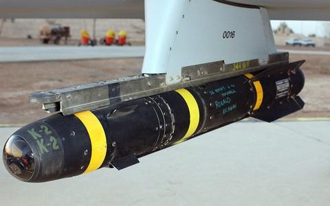 """Quân đội Mỹ tăng cường sử dụng tên lửa """"độc"""" ở Syria"""