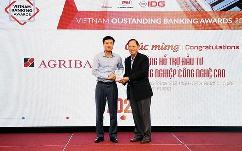 Năm 2020 - Agribank gặt hái nhiều giải thưởng trong nước và quốc tế