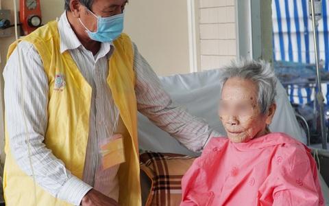 Cụ bà 106 tuổi được cứu sau cú trượt gãy xương trong nhà