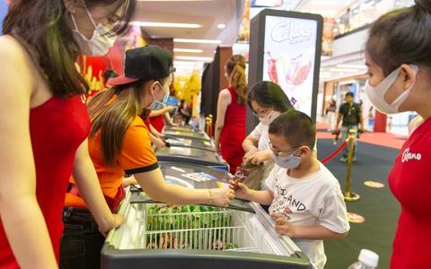 Năm 2020, lợi nhuận sau thuế của KIDO Foods tăng 9,9%