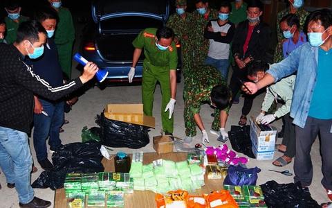 Khởi tố vụ vận chuyển gần 90 kg ma tuý từ Campuchia về TP HCM