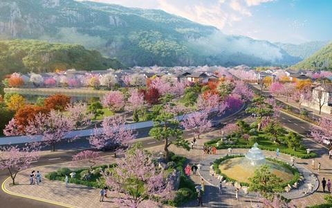 """Sun Onsen Village """"chào sân"""" bằng đại sự kiện mang đậm văn hóa Nhật"""