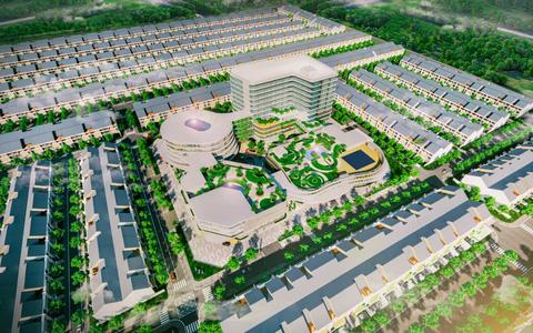 Cát Tường Phú Hưng – Khu đô thị hạt nhân vùng công xưởng Bình Phước