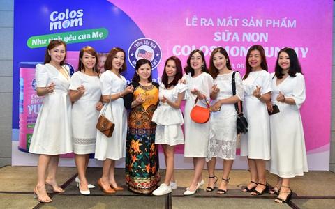"""Sữa non Colosmom tài trợ quỹ dinh dưỡng """"1 triệu gia đình Việt Nam hạnh phúc"""""""