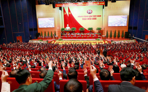 Toàn văn Nghị quyết Đại hội đại biểu toàn quốc lần thứ XIII của Đảng