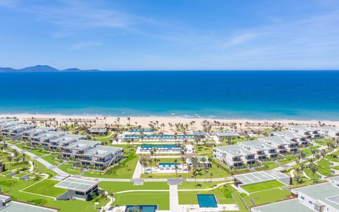 Resort dành cho gia đình của Công ty Vịnh Thiên Đường vào Top 10 khu nghỉ dưỡng tốt nhất Việt Nam