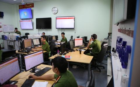 """TP HCM: Bất ngờ với ứng dụng """"Help 114"""""""