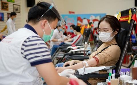 Thay đổi cách vận động hiến máu trong tình hình mới