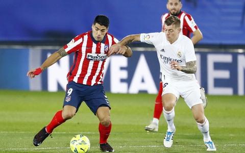 """Nóng derby Madrid, chờ màn đại chiến hai """"số 9"""""""