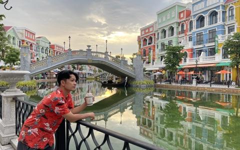 """Nhà thiết kế Thuận Việt bật mí chuyến du lịch """"ngon, bổ, rẻ"""" sau dịch Covid-19"""