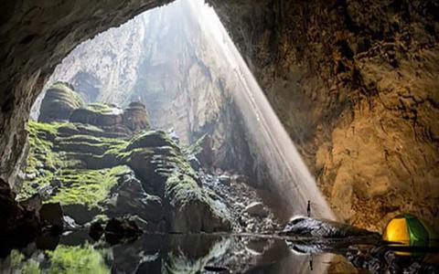 Có gì trong 7 hang động đẹp nhất thế giới?