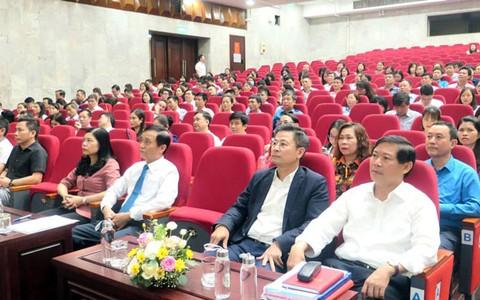Hà Nội: 600 cán bộ Công đoàn học tập Nghị quyết Đại hội Đảng