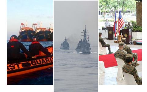 [eMagazine] Thông điệp ngầm của Mỹ trên biển Đông