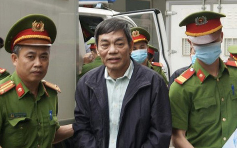 """Nguyên chủ tịch Gang thép Việt Nam: """"Bị cáo động cơ trong sáng, không tâm địa nào khác"""""""