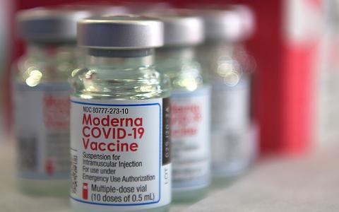 Hồ sơ nhập khẩu vắc-xin Covid-19 Moderna của Vimedimex chưa được Bộ Y tế phê duyệt