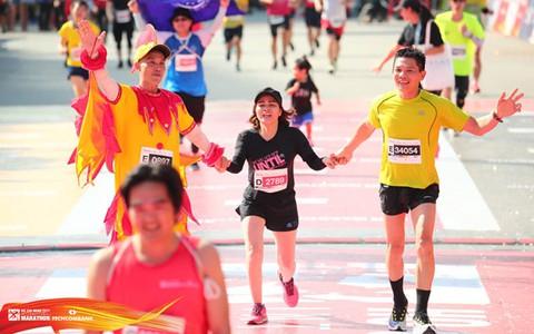 Đã thi chạy marathon thì đừng mơ ăn gian!