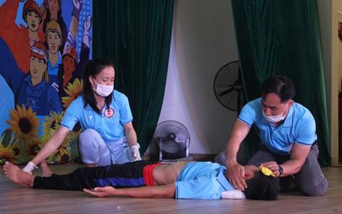 Đà Nẵng: Nâng cao kiến thức an toàn vệ sinh lao động, phòng chống cháy nổ