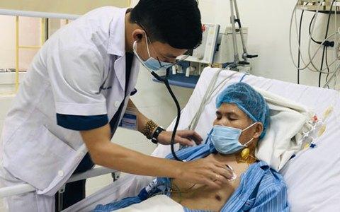 Mức chi trả dịch vụ y tế còn cao