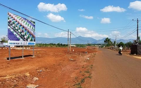 Bát nháo mua bán đất ở Tây Nguyên