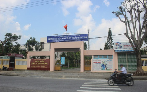 Quảng Nam gộp 6 trường cao đẳng, trung cấp thành một