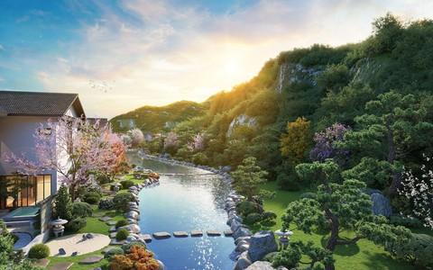 """4 lý do giới tinh hoa """"mê đắm"""" biệt thự khoáng nóng Yoko Villas"""