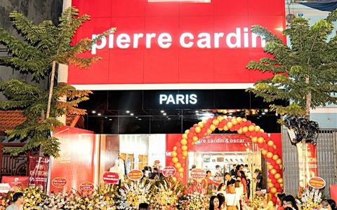 Pierre Cardin Shoes & Oscar Fashion khai trương mới 06 chi nhánh trong dịp Đại Lễ tháng 04