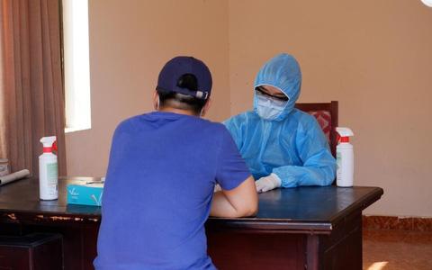 TP HCM thông báo mới nhất giám sát người về từ thẩm mỹ viện Amida Đà Nẵng