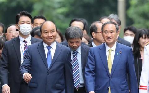Nhật Bản cung cấp tàu nghiên cứu khoa học biển cho Việt Nam