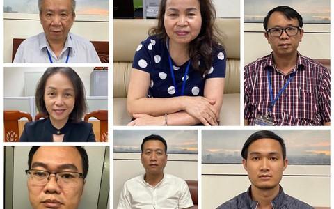 Khởi tố, bắt giam nhiều nguyên lãnh đạo, cán bộ Bệnh viện Tim Hà Nội