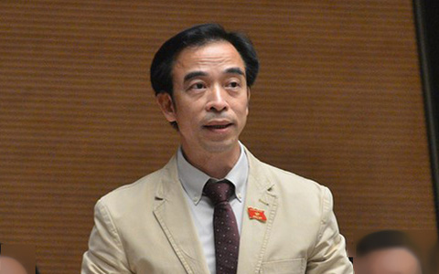 Xin ý kiến Hội đồng bầu cử quốc gia cho ông Nguyễn Quang Tuấn rút ứng cử đại biểu QH
