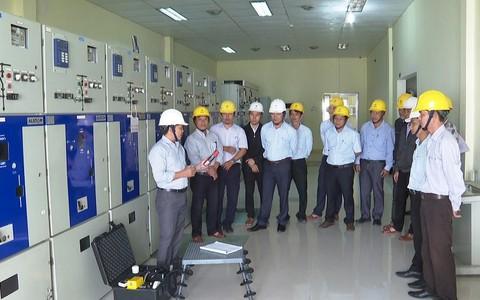 PC Quảng Ngãi: Tăng cường biện pháp đảm bảo an toàn điện
